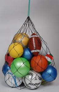 Image de Filet porte ballons classic 15 à 20 ballons