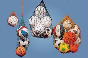 Image de Filet porte ballons classic 6 à 8 ballons