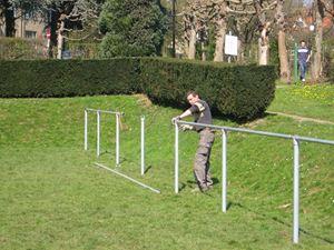 Image de Main-courrante terrain de foot