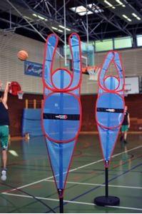 """Image de Mannequin Basket """"Wall"""" D-Man"""