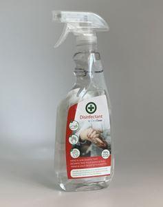 Image de Spray Désinfectant pour Mains & Peau 500ml