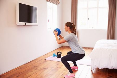 Image de la catégorie Fitness - musculation - équilibre