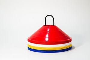 Afbeelding van  Set van 24 domes