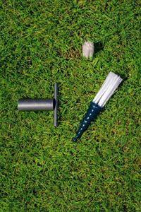 """Image de Set de 25 implants """"BLANC"""" Pitchmarker"""